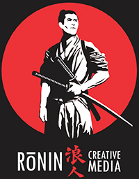 Ronin Creative Media Logo